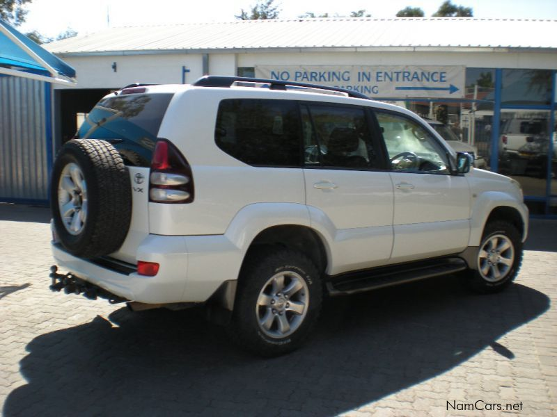 Used TOYOTA LAND CRUISER PRADO 2008 for sale | Stock ...