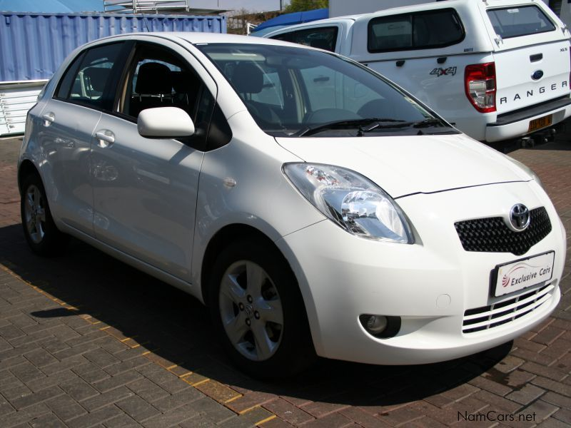 used toyota yaris 1 3 t3 spirit manual 2008 yaris 1 3 t3 spirit manual for sale windhoek. Black Bedroom Furniture Sets. Home Design Ideas