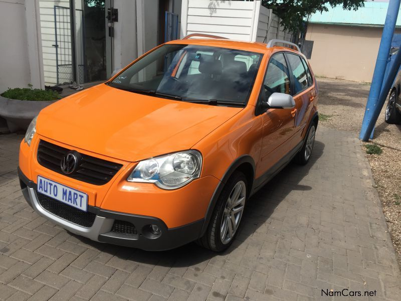 used volkswagen cross polo 1 6 2008 cross polo 1 6 for sale windhoek volkswagen cross polo 1. Black Bedroom Furniture Sets. Home Design Ideas