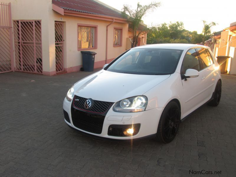 used volkswagen golf 5 gti turbo 2008 golf 5 gti turbo. Black Bedroom Furniture Sets. Home Design Ideas