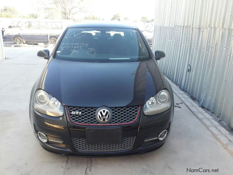 used volkswagen golf 5 gti turbo fsi 2008 golf 5 gti turbo fsi for sale oshikango volkswagen. Black Bedroom Furniture Sets. Home Design Ideas