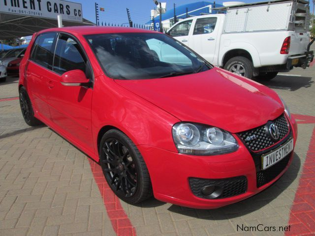 used volkswagen golf 5 gti 2008 golf 5 gti for sale. Black Bedroom Furniture Sets. Home Design Ideas