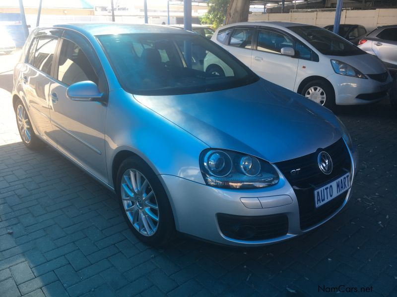 used volkswagen golf 5 gt 2008 golf 5 gt for sale windhoek volkswagen golf 5 gt sales. Black Bedroom Furniture Sets. Home Design Ideas