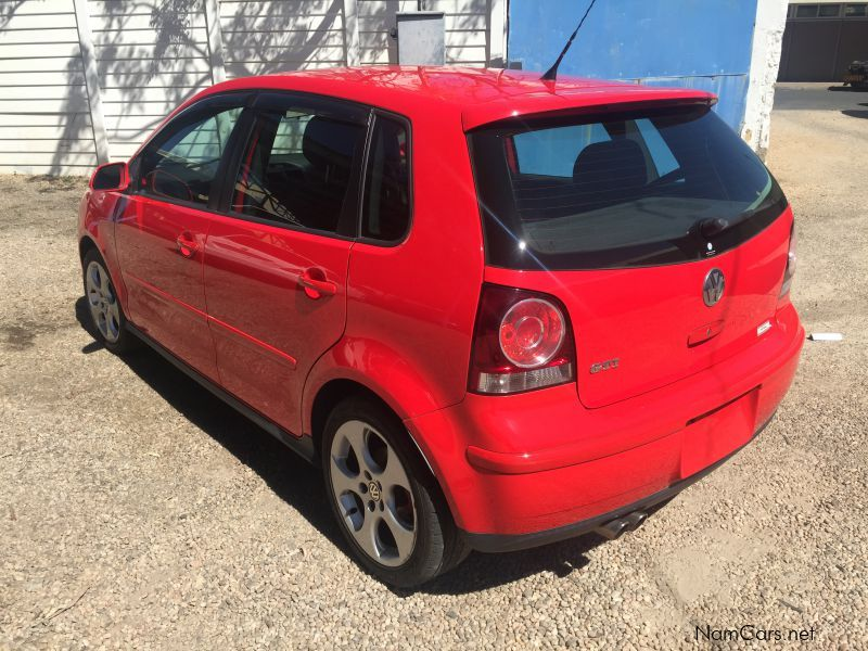 used volkswagen polo gti 1 8 2008 polo gti 1 8 for sale. Black Bedroom Furniture Sets. Home Design Ideas