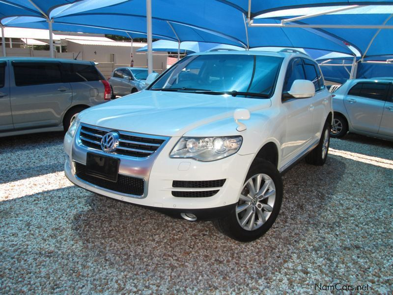 used volkswagen touareg 2008 touareg for sale windhoek. Black Bedroom Furniture Sets. Home Design Ideas