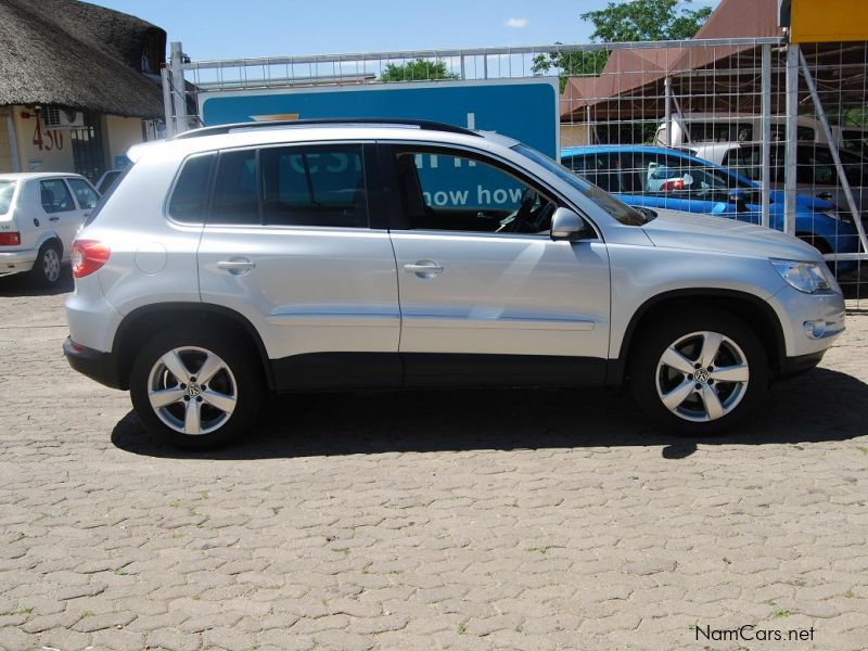 Used Volkswagen Tiguan 2 0 Tdi Track Field 2008 Tiguan 2 0 Tdi Track Field For Sale