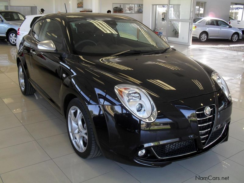 used alfa romeo mito 1 4 distinctive 2009 mito 1 4 distinctive for sale windhoek alfa romeo. Black Bedroom Furniture Sets. Home Design Ideas