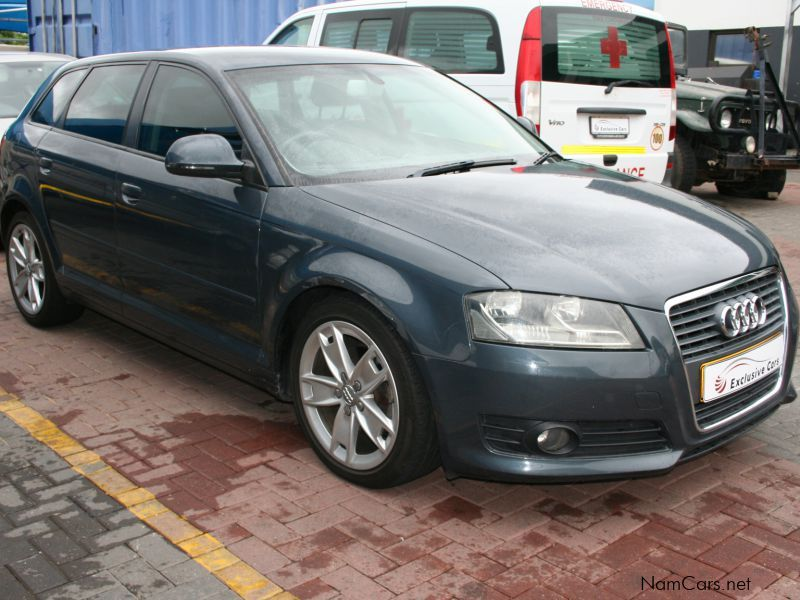used audi a3 1 8t ambition fsi 5 door manual 2009 a3 1. Black Bedroom Furniture Sets. Home Design Ideas