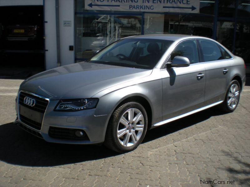 used audi a4 2 0 tfsi b8 man 155kw 2009 a4 2 0 tfsi b8. Black Bedroom Furniture Sets. Home Design Ideas