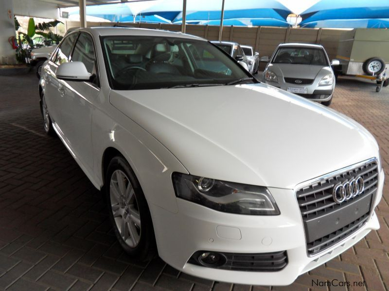 used audi a4 2 0t ambiente 155 kw 2009 a4 2 0t ambiente. Black Bedroom Furniture Sets. Home Design Ideas