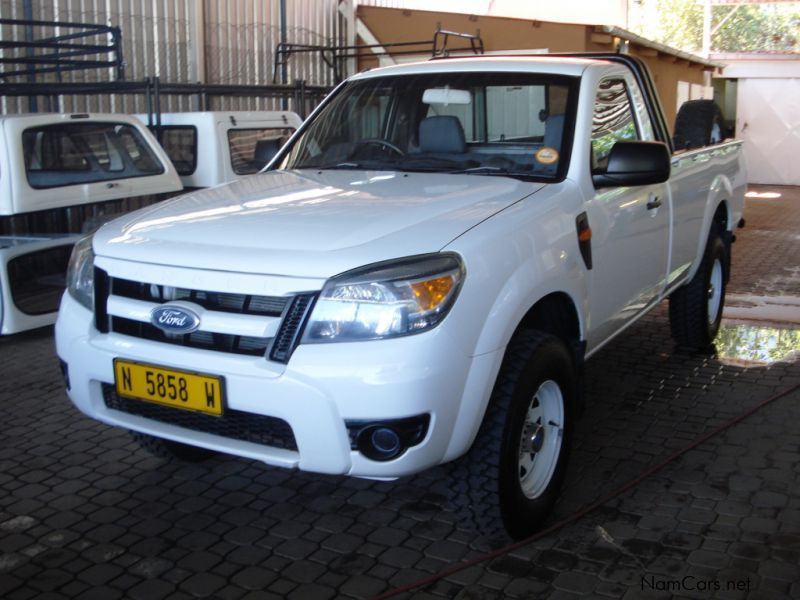 Used Ford Ranger 2.5 TDi S/C 4x4 | 2009 Ranger 2.5 TDi S/C 4x4 for sale | Windhoek Ford Ranger 2 ...