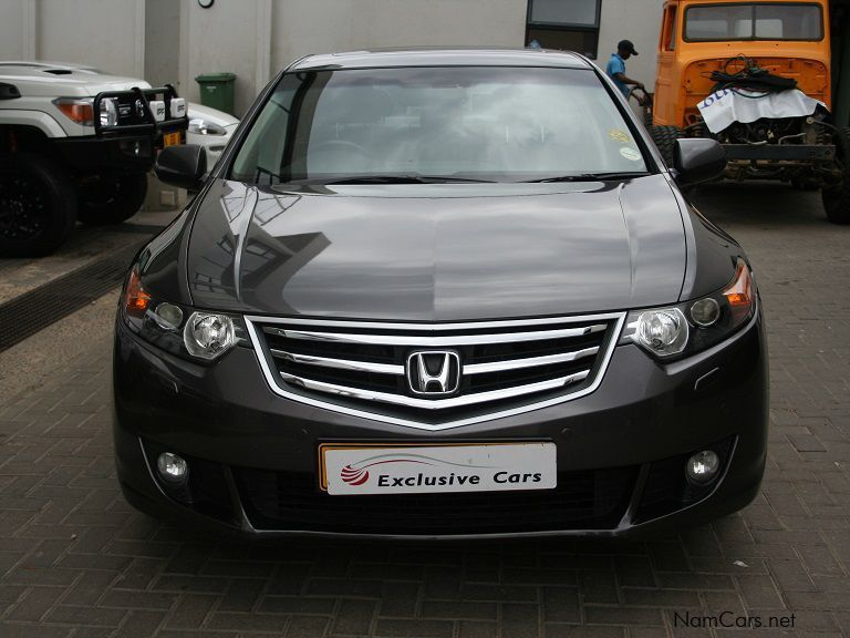Used honda accord 2 4 exclusive a t 2009 accord 2 4 for Honda accord used cars for sale