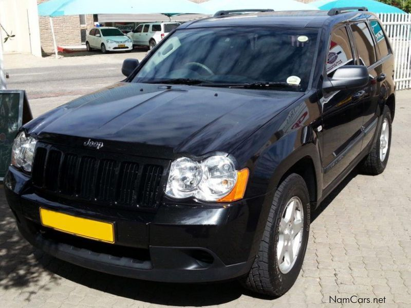 used jeep grand cherokee 3 0 crd laredo 2009 grand cherokee 3 0 crd laredo for sale windhoek. Black Bedroom Furniture Sets. Home Design Ideas