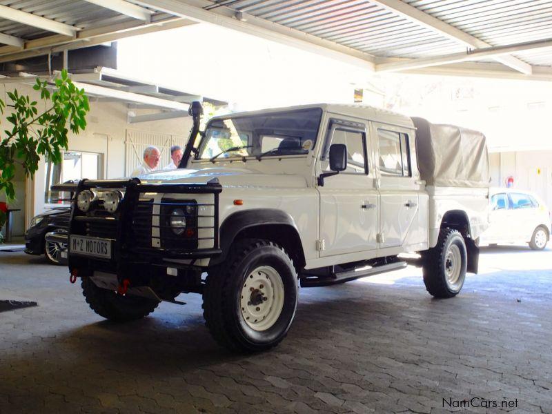 used land rover defender 130 puma 2009 defender 130 puma for sale windhoek land rover. Black Bedroom Furniture Sets. Home Design Ideas