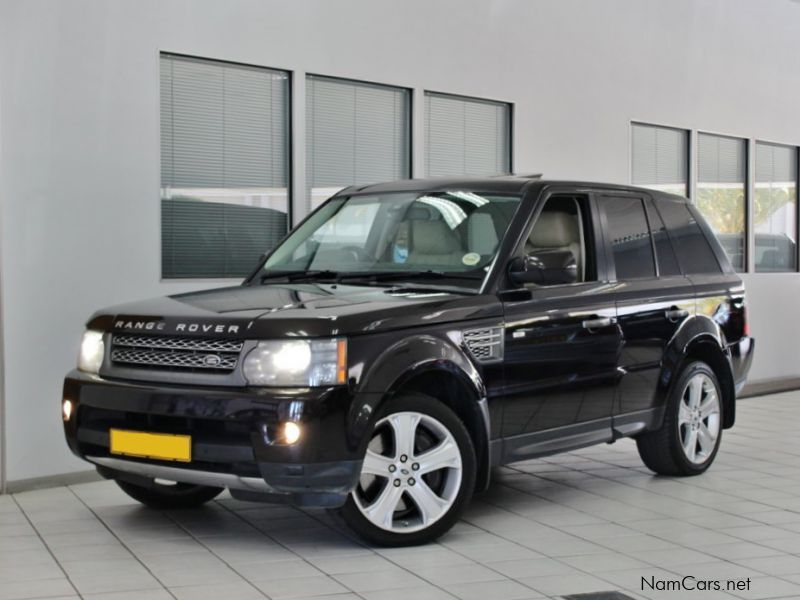 used land rover range rover sport v8 supercharged 2009 range rover sport v8 supercharged for. Black Bedroom Furniture Sets. Home Design Ideas