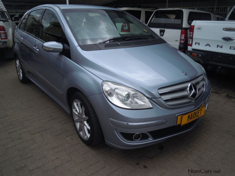 used mercedes benz b200 turbo 2009 b200 turbo for sale windhoek mercedes benz b200 turbo. Black Bedroom Furniture Sets. Home Design Ideas