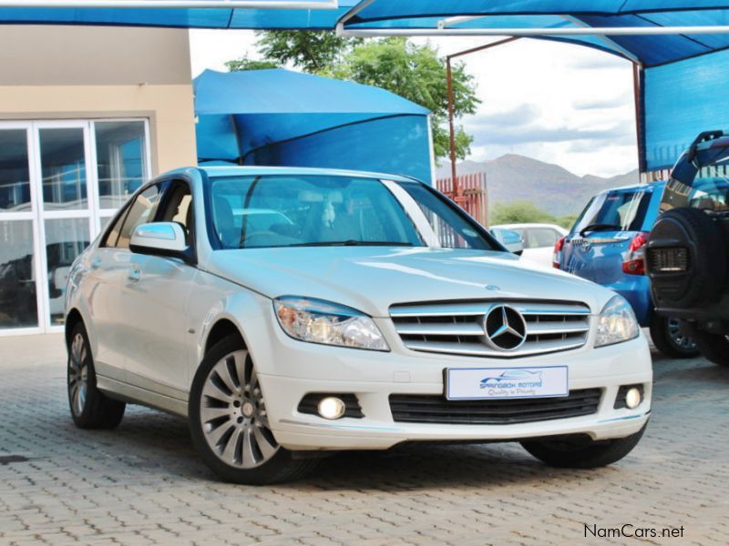 used mercedes benz c 200 kompressor elegance 2009 c 200 kompressor elegance for sale. Black Bedroom Furniture Sets. Home Design Ideas