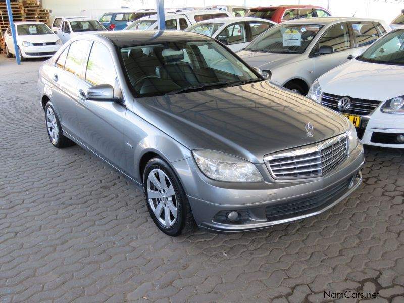 used mercedes benz c180 a t 2009 c180 a t for sale windhoek mercedes benz c180 a t sales. Black Bedroom Furniture Sets. Home Design Ideas