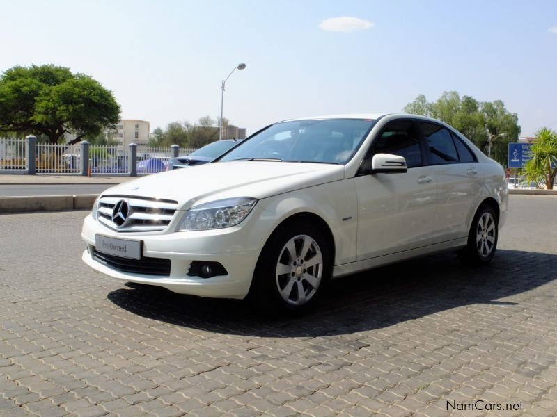 Used mercedes benz c180 cgi classic 2009 c180 cgi for Mercedes benz used cars for sale