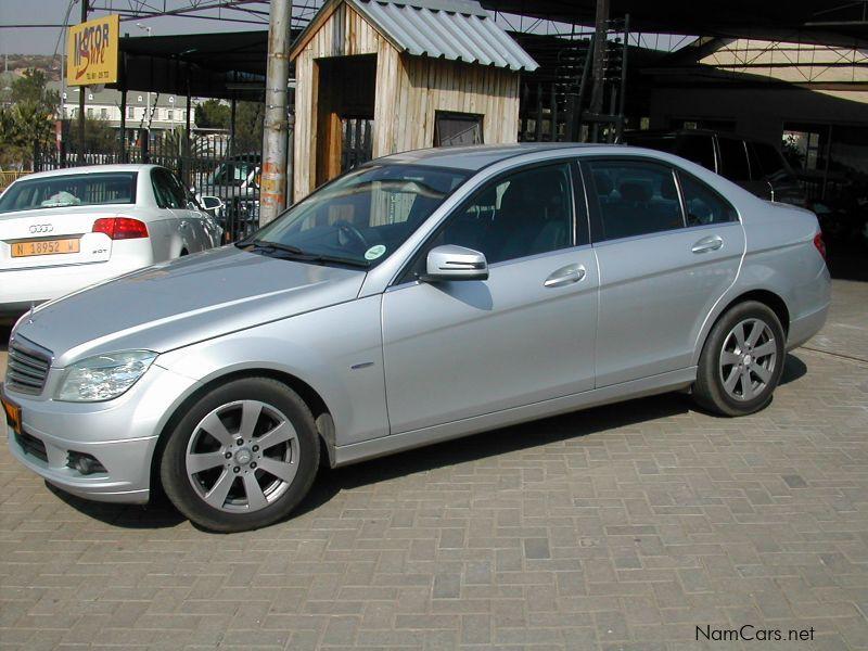 Used mercedes benz c180 kompressor 2009 c180 kompressor for Mercedes benz used car for sale