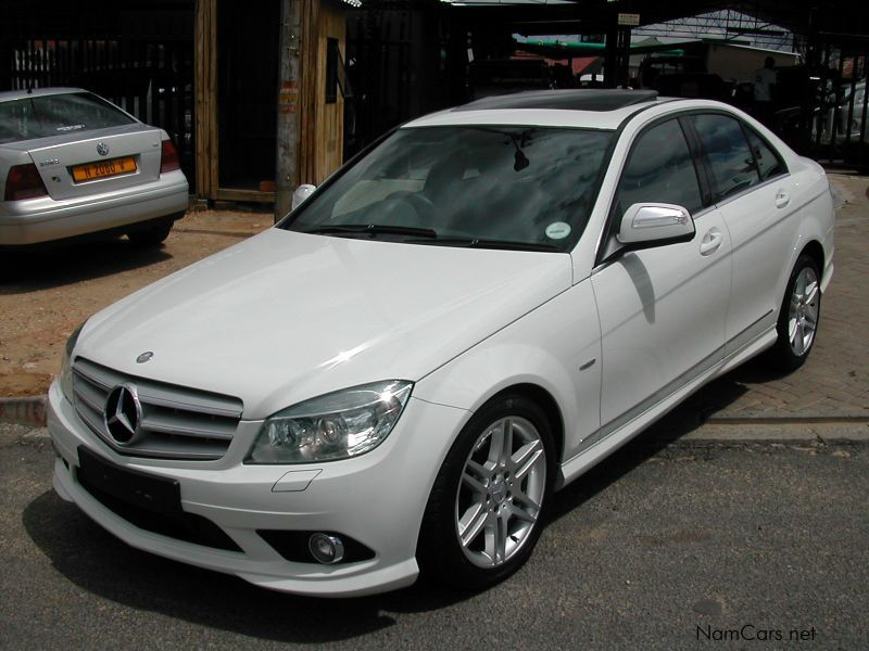 used mercedes benz c200 amg 2009 c200 amg for sale windhoek mercedes benz c200 amg sales. Black Bedroom Furniture Sets. Home Design Ideas