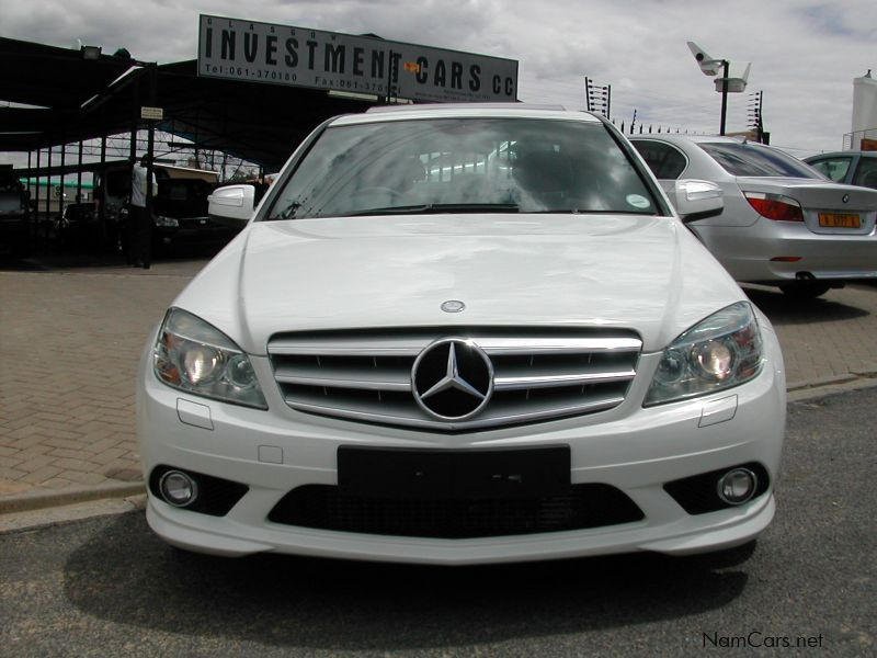 Used mercedes benz c200 amg 2009 c200 amg for sale for Mercedes benz c200