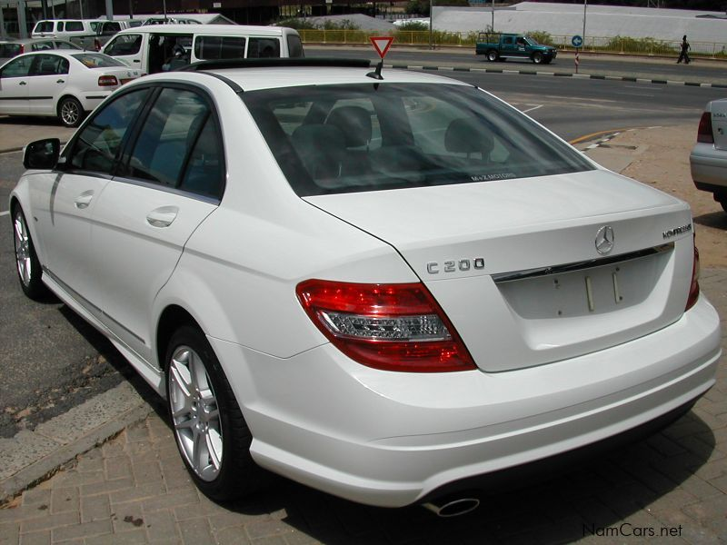 Used mercedes benz c200 amg 2009 c200 amg for sale for Mercedes benz of greensboro used cars