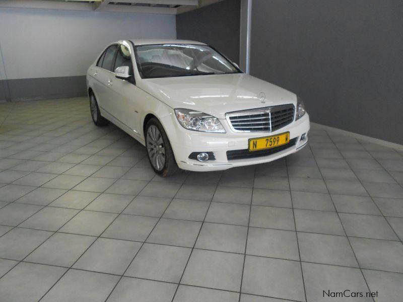 Used Mercedes Benz C200 K Elegance 2009 C200 K Elegance