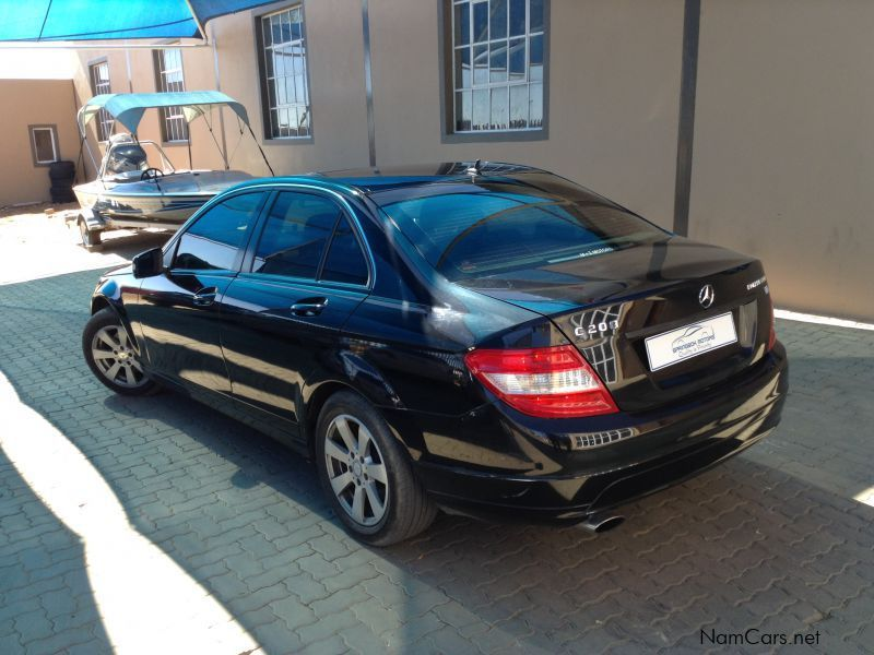 used mercedes benz c200 kompressor 2009 c200 kompressor. Black Bedroom Furniture Sets. Home Design Ideas