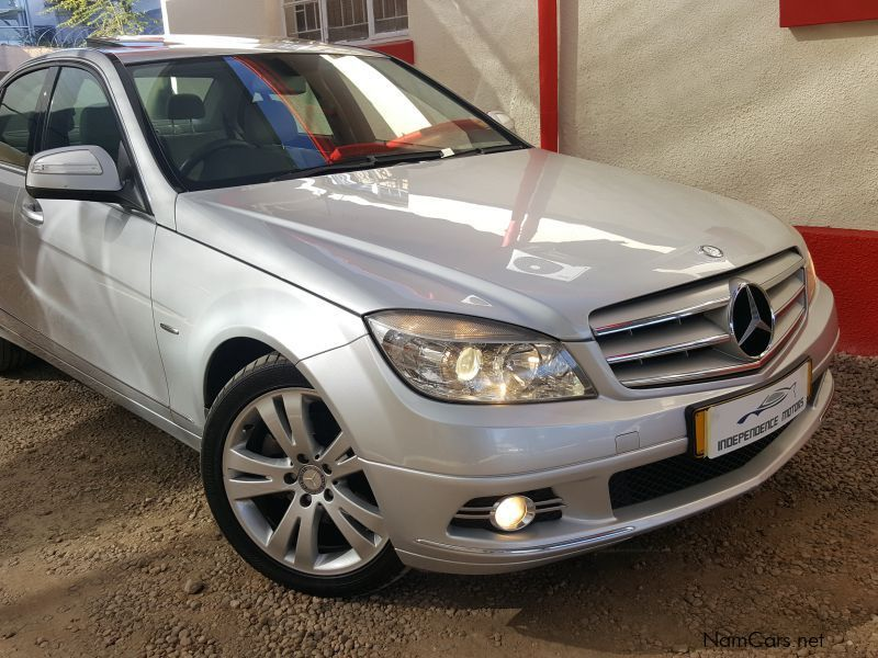 used mercedes benz c220 cdi auto 2009 c220 cdi auto for sale windhoek mercedes benz c220 cdi. Black Bedroom Furniture Sets. Home Design Ideas