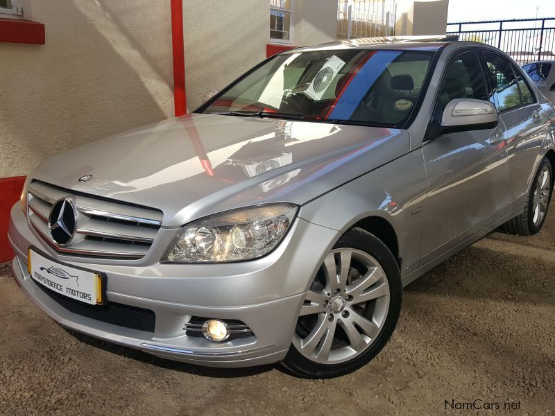 Used mercedes benz c220 cdi auto 2009 c220 cdi auto for for Mercedes benz c220 cdi for sale