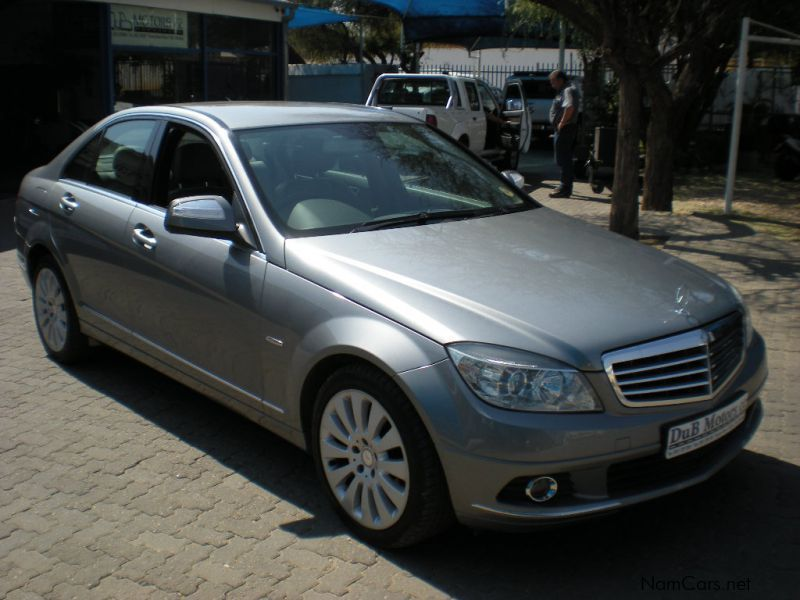 used mercedes benz c320 cdi elegance auto 2009 c320 cdi. Black Bedroom Furniture Sets. Home Design Ideas