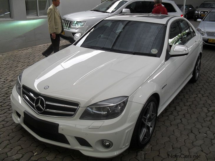 used mercedes benz c63 amg 2009 c63 amg for sale windhoek mercedes benz c63 amg sales. Black Bedroom Furniture Sets. Home Design Ideas