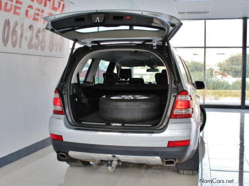 Used mercedes benz gl 320 cdi 4matic 2009 gl 320 cdi for Mercedes benz gl 320