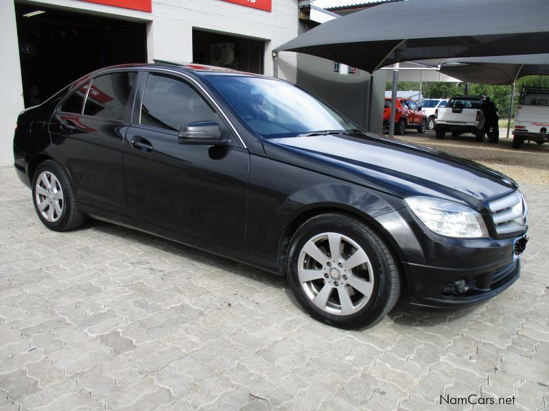 Used mercedes benz kompressor c200 2009 kompressor c200 for Used mercedes benz cars for sale