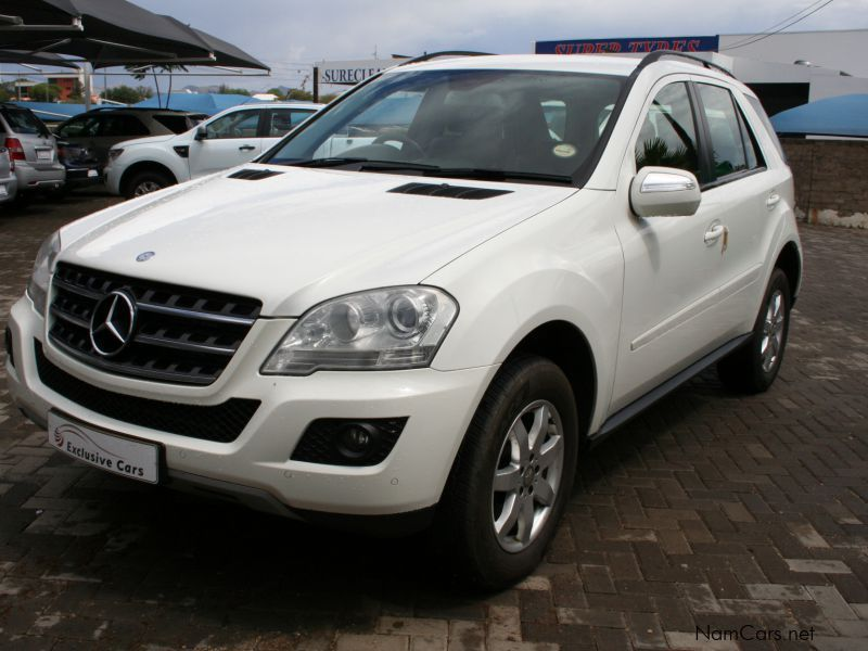 used mercedes benz ml 320 cdi a t 2009 ml 320 cdi a t for sale windhoek mercedes benz ml 320. Black Bedroom Furniture Sets. Home Design Ideas