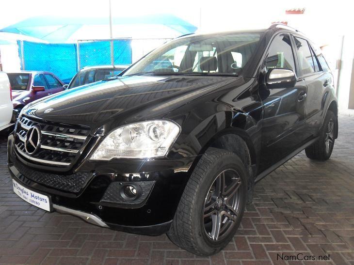 used mercedes benz ml350 4 matic 2009 ml350 4 matic for sale windhoek mercedes benz ml350 4. Black Bedroom Furniture Sets. Home Design Ideas