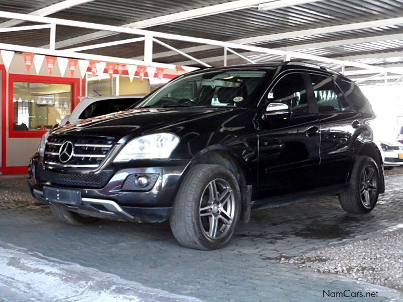 used mercedes benz ml350 2009 ml350 for sale windhoek mercedes benz ml350 sales mercedes. Black Bedroom Furniture Sets. Home Design Ideas