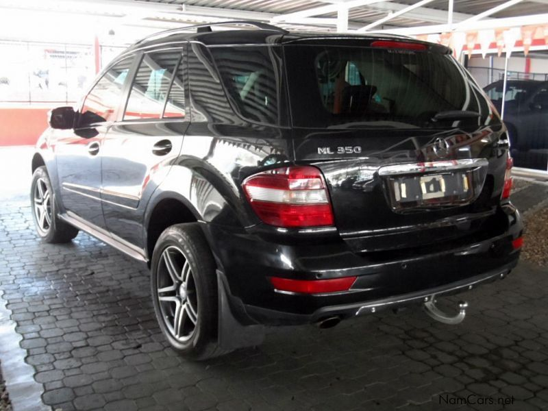 Used mercedes benz ml350 2009 ml350 for sale windhoek for Mercedes benz ml350 2009