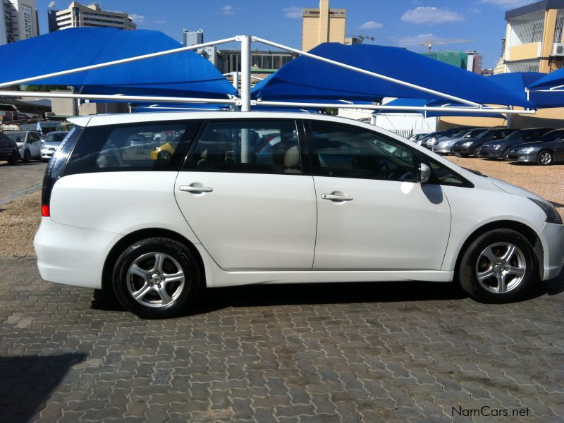 used mitsubishi grandis 2009 grandis for sale windhoek mitsubishi grandis sales mitsubishi. Black Bedroom Furniture Sets. Home Design Ideas