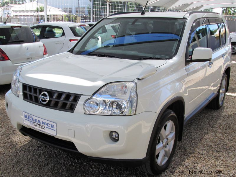 used nissan x trail 2 0 4x4 2009 x trail 2 0 4x4 for sale windhoek nissan x trail 2 0 4x4. Black Bedroom Furniture Sets. Home Design Ideas