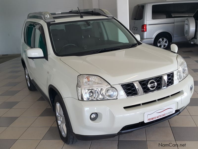 used nissan x trail 2 0 4x4 dci 2009 x trail 2 0 4x4 dci. Black Bedroom Furniture Sets. Home Design Ideas