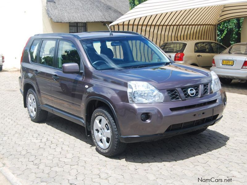 used nissan x trail diesel 2009 x trail diesel for sale windhoek nissan x trail diesel sales. Black Bedroom Furniture Sets. Home Design Ideas