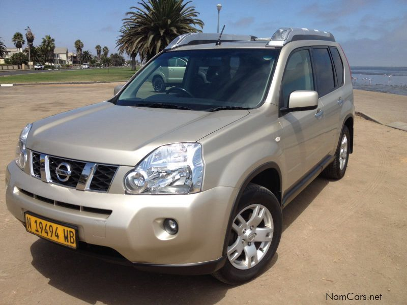 used nissan x trail 4x4 2009 x trail 4x4 for sale. Black Bedroom Furniture Sets. Home Design Ideas