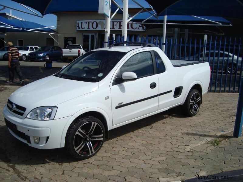 used opel corsa utility 1 8 sport 2009 corsa utility 1 8 sport for sale windhoek opel corsa. Black Bedroom Furniture Sets. Home Design Ideas