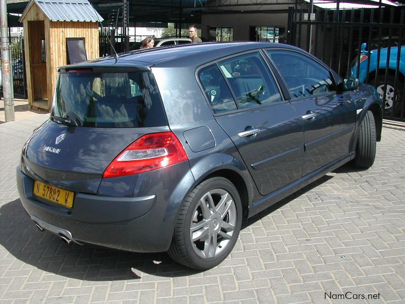 used renault megane 2 gt 2009 megane 2 gt for sale windhoek renault megane 2 gt sales. Black Bedroom Furniture Sets. Home Design Ideas