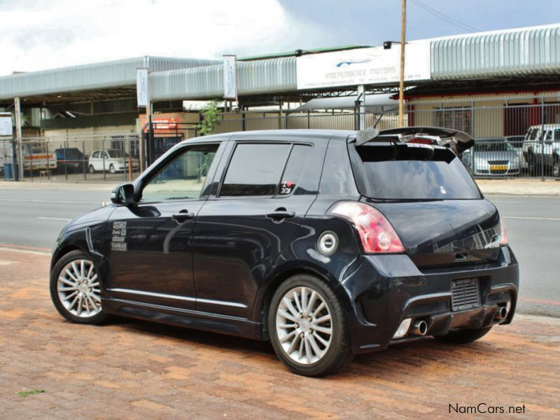 used suzuki swift sport 2009 swift sport for sale windhoek suzuki swift sport sales suzuki. Black Bedroom Furniture Sets. Home Design Ideas