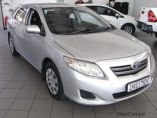 Used Toyota Corolla 1.4i | 2009 Corolla 1.4i for sale | Windhoek Toyota Corolla 1.4i sales ...