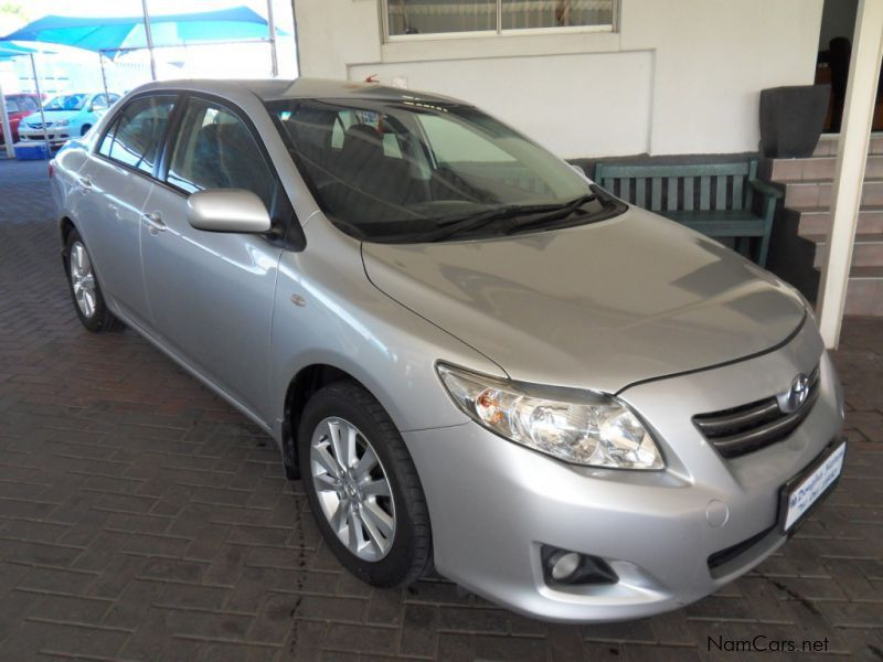 used toyota corolla 2 0 d4d advanced 2009 corolla 2 0 d4d advanced for sale windhoek toyota. Black Bedroom Furniture Sets. Home Design Ideas