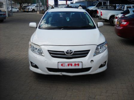 used toyota corolla 2 0 d4d sedan 2009 corolla 2 0 d4d sedan for sale windhoek toyota. Black Bedroom Furniture Sets. Home Design Ideas